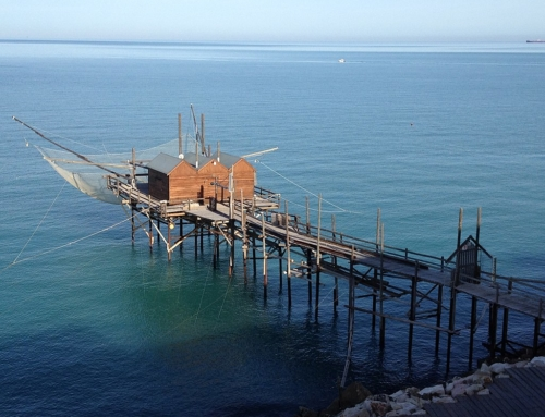 The Rich Fishing History of Abruzzo's Trabocchi