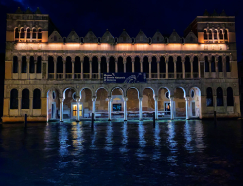 A Nighttime Excursion in Surreal Venice